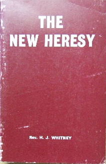 Image for The New Heresy.