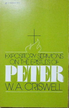 Image for Expository Sermons on the Epistles of Peter.