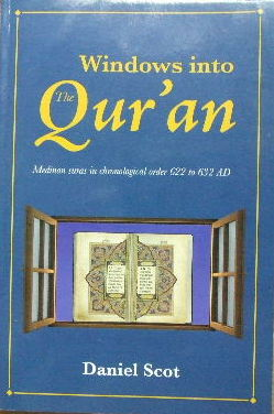 Image for Windows into The Qur'an  Medinan suras in chronological order 622 to 632 AD