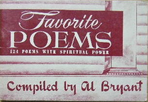 Image for Favorite Poems  124 poems with spiritual power