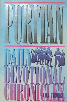 Image for Puritan Daily Devotional Chronicles.