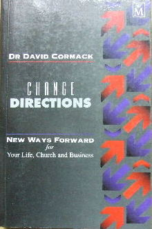 Image for Change Directions  New ways forward for your life, church and business