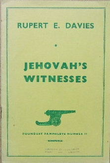 Image for Jehovah's Witnesses  Is their witness true?