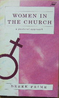 Image for Women in the Church  A pastoral approach