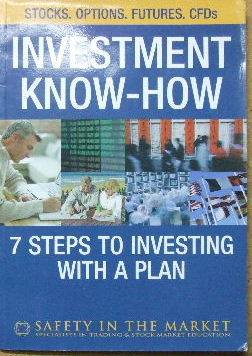 Image for Investment Know-How  7 steps to investing with a plan