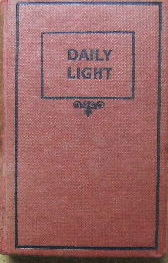 Image for Daily Light on the Daily Path  Morning and Evening Hour