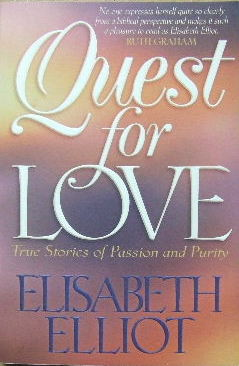 Image for Quest for Love  True Stories of Passion and Purity