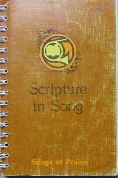 Image for Scripture in Song. Volume  2 Songs of the Kingdom Words only.