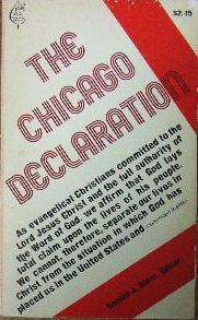 Image for The Chicago Declaration.