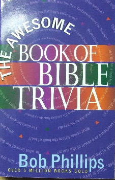 Bible Brain Busters  A Bible Trivia Book You Can't Put Down
