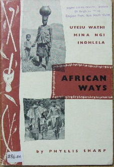 Image for African Ways.