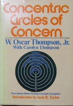 Image for Concentric Circles of Concern  From self to others  through life-style evangelism
