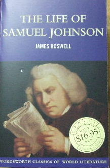 Image for The Life of Samuel Johnson.