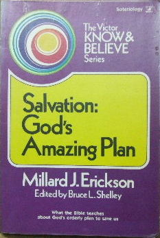 Image for Salvation : God's Amazing Plan  (Victor Know and Believe series)