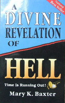 Image for A Divine Revelation of Hell.