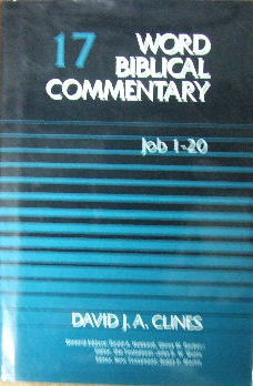 Image for Job 1 - 20  Word Biblical Commentary 17
