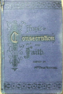 Image for Hymns of Consecration and Faith.