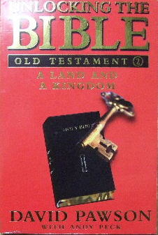 Image for Unlocking the Bible - Old Testament 2  A Land and a kingdom
