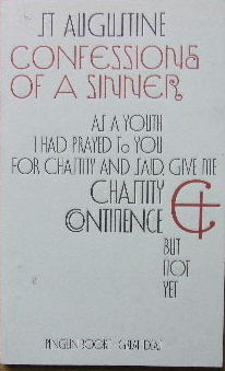 Image for Confessions of a Sinner  (Translation by R S Pine-Coffin)