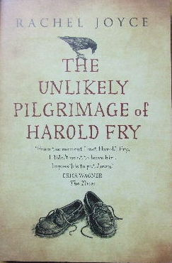 Image for The Unlikely Pilgrimage of Harold Fry.