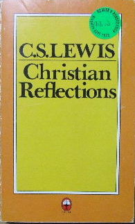 Image for Christian Reflections.