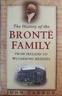 Image for The History of the Bronte Family  From Ireland to wuthering heights