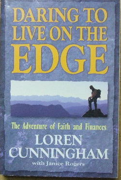 Image for Daring to Live on the Edge: The Adventure of Faith and Finances.