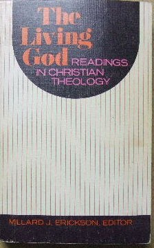 Image for The Living God  Readings in Christian Theology