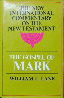 Image for The Gospel of Mark.
