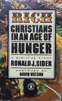 Image for Rich Christians in an Age of Hunger.