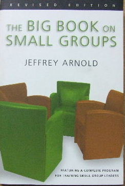 Image for The Big Book on Small Groups.