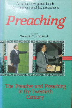 Image for Preaching  The Preacher and preaching in the Twentieth Century