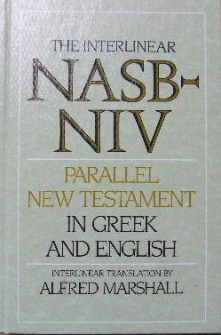 Image for The Interlinear Parallel New Testament in Greek and English.