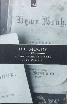Image for D L Moody ; Moody without Sankey.