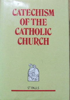 Image for Catechism of the Catholic CHurch.