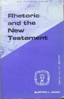 Image for Rhetoric and the New Testament.
