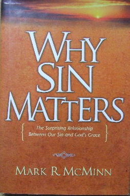 Image for Why Sin Matters  The surprising relationship between our sin and God's grace