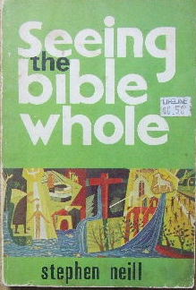 Image for Seeing the Bible Whole.