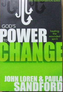 Image for God's Power to Change  Healing the wounded spirit