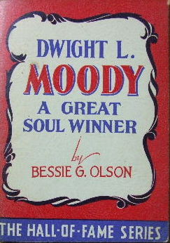 Image for Dwight L Moody - a great soul winner.