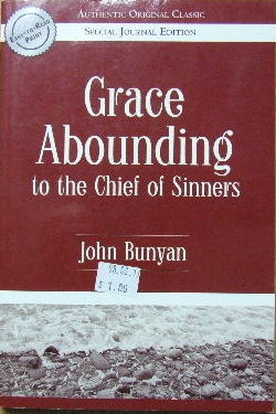 Image for Grace Abounding to the Chief of Sinners.