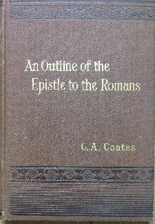 Image for An Outline of the Book of Romans.