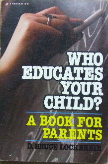 Image for Who Educates Your Child?  A book for parents