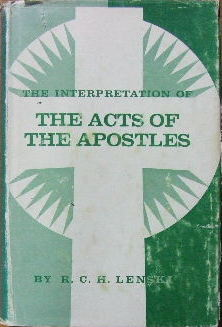 Image for The Acts of the Apostles.