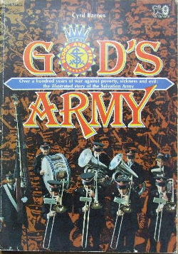 Image for God's Army  Over a hunred years of war against poverty, sickness and evil