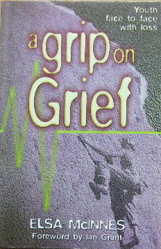 Image for A Grip on Grief  Youth face to face with loss