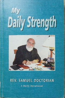Image for My Daily Strength  A daily devotional