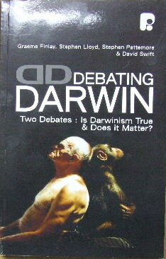 Image for Debating Darwin  Two debates : is Darwinism True and does it matter?