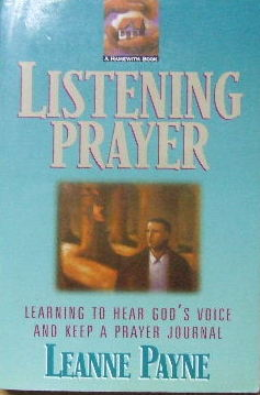 Image for Listening Prayer  Learning to hear God's voice and keep a prayer journal