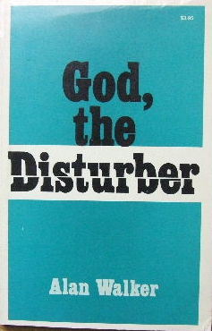Image for God, the Disturber.